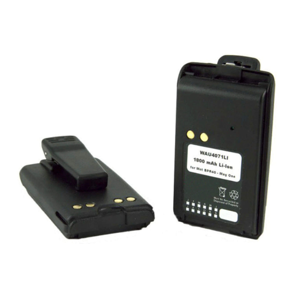 WAU4071LI motorola radio battery