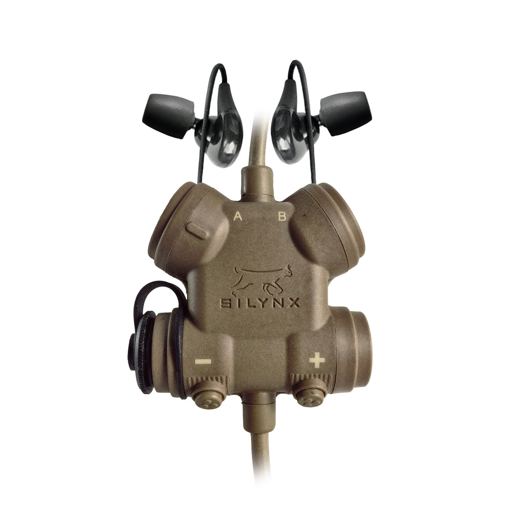 Clarus XPR Tactical In-Ear Comms System CXPRFH+CA0252-0 For Harris(L3Harris) XG-100, XG-100P, XL-185, XL-185P, XL-185Pi, XL-200, XL-200P, XL-200Pi