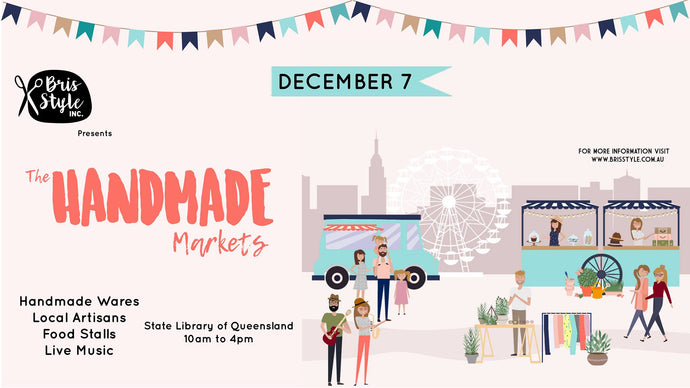 Last Market of the year: BrisStyle at the State Library