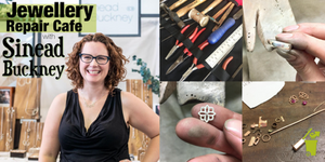 Jewellery Repair Cafe at Reverse Garbage Queensland
