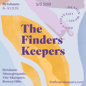 Next Market: Finders Keepers Brisbane November 8-10th
