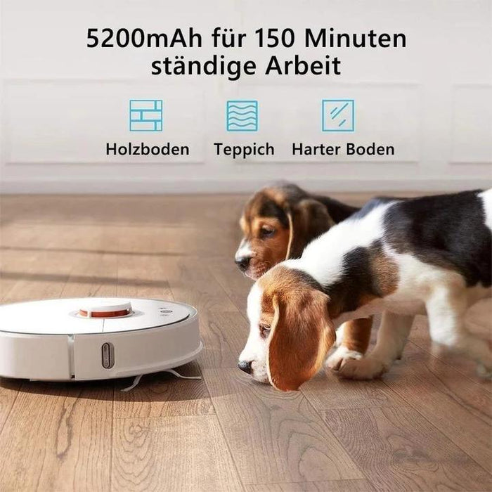 (50% OFF)Intelligent sweeping robot with quick charge and deep cleaning
