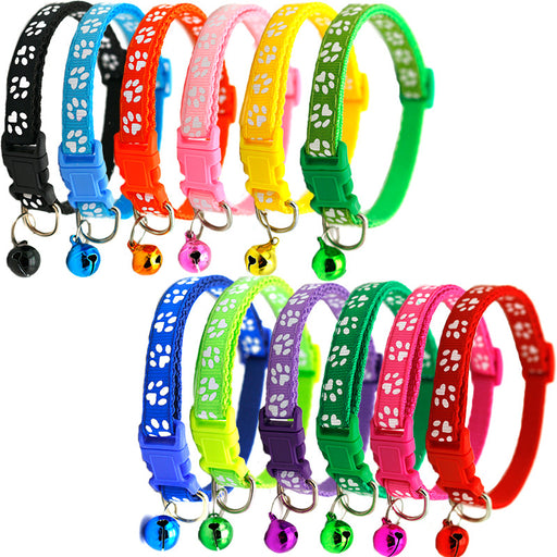 Adjustable Small Size Pet Collar Band