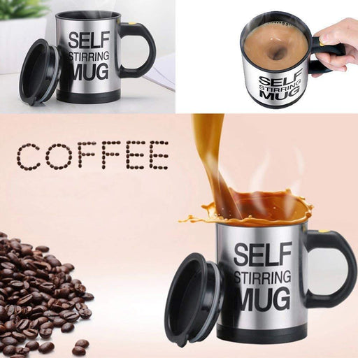 🔥Limited 50% discount🔥400Ml Mug Automatic Electric Lazy Self Stirring Mug