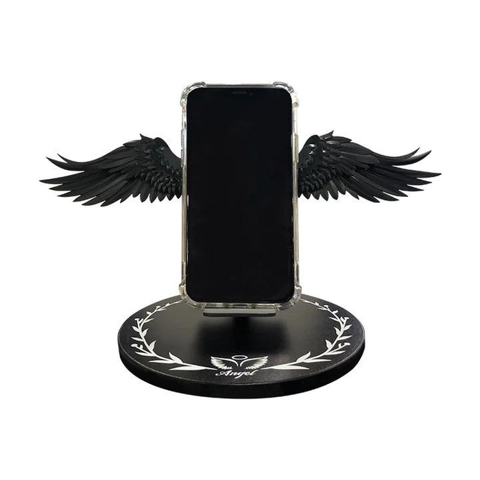 Angel wings 10W wireless quick charger