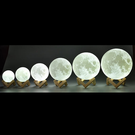 Rechargeable Moon Lamp