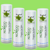4 - Pack Organic Lip Balm (Soothing Peppermint)