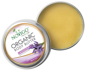 Organic Body Butter (Lavender)