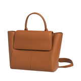 Kaai Mini Hero Cognac Bag