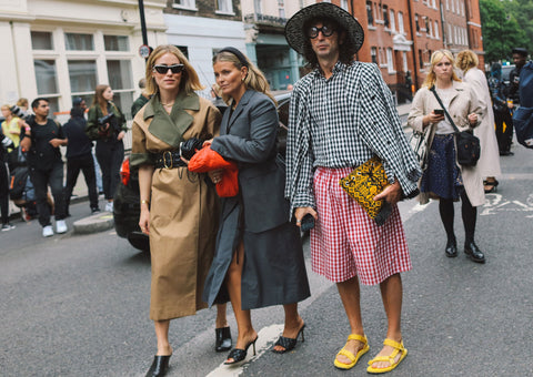 The trendy All season outfits from London