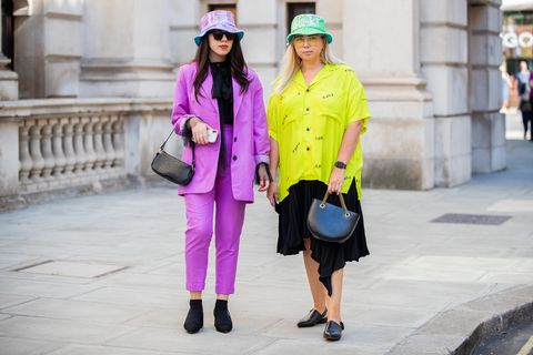 How to style your look like the brits from London's fashion week 2021