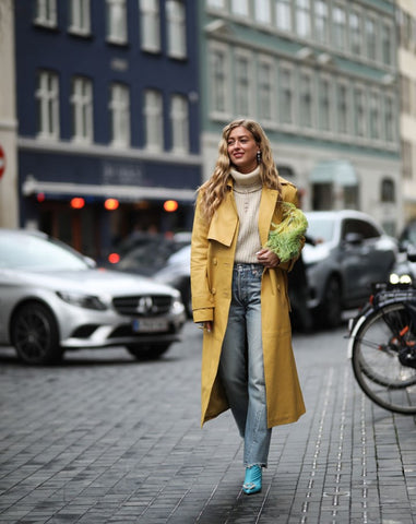 Outfit ideas from the Copenhagen fashion week