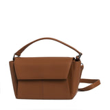 Kaai Ikon Cognac Shoulder Bag