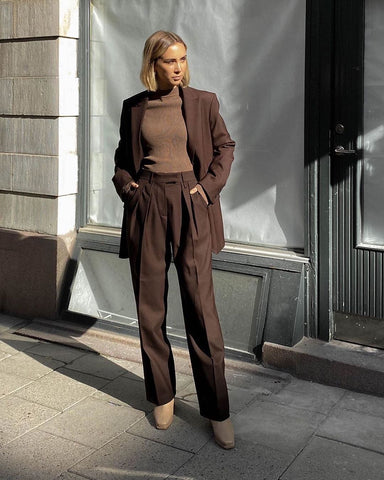 How to replicate the Scandi street style look