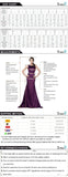 Dressv V-neck Elegant Wedding Dress