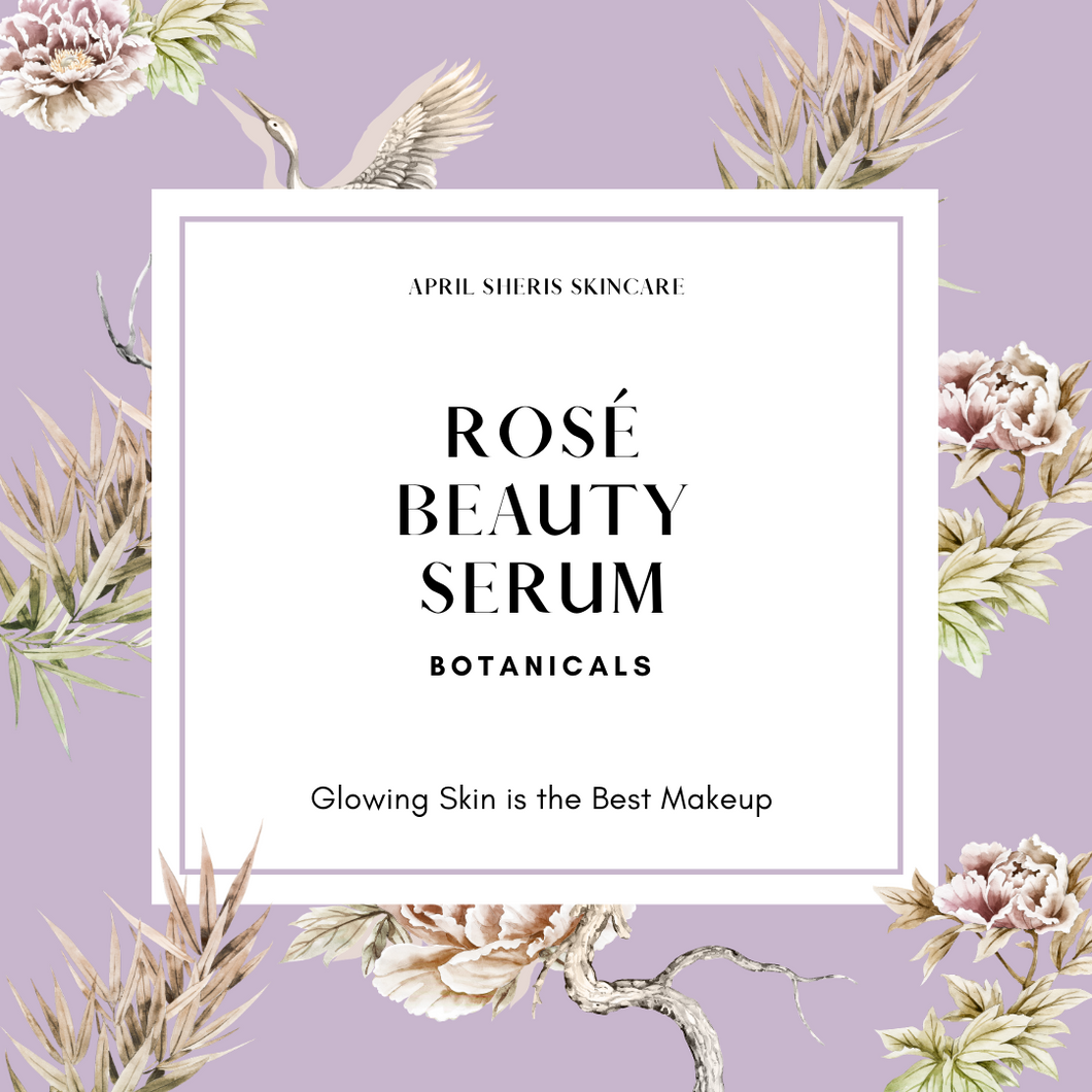Rosé Beauty Serum
