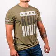 Front and Center Freedom Tee