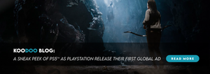 A Sneak Peek of PS5 Global ad release