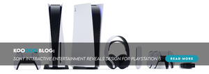 Sony Interactive Entertainment Reveals Stunning Design For PlayStation 5