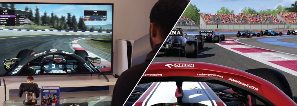 F1 2021, PS5, Video Game