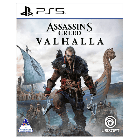 Assassin's Creed Valhalla (PS5) - KOODOO