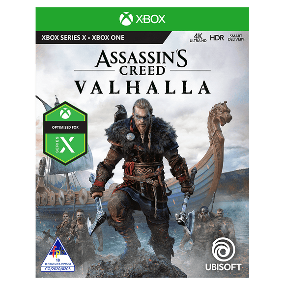 Assassin's Creed Valhalla (XB1) - KOODOO