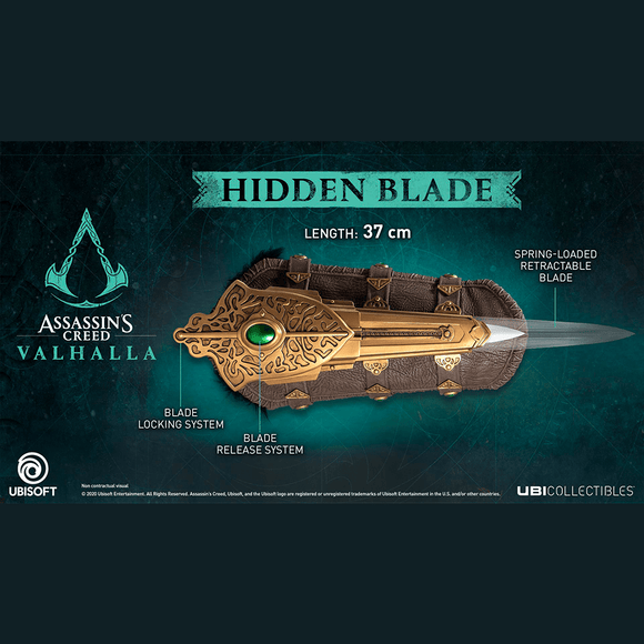 Assassin's Creed Valhalla Hidden Blade - KOODOO