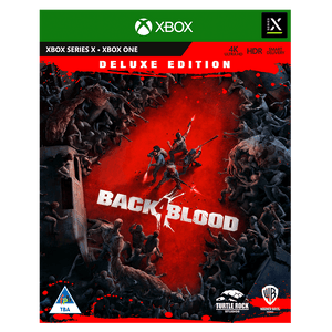 Back 4 Blood Deluxe Edition (XB1/XBSX) - KOODOO