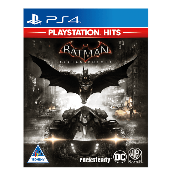 Batman Arkham Knight (PS4 Hits) PlayStation 4 Game KOODOO Online