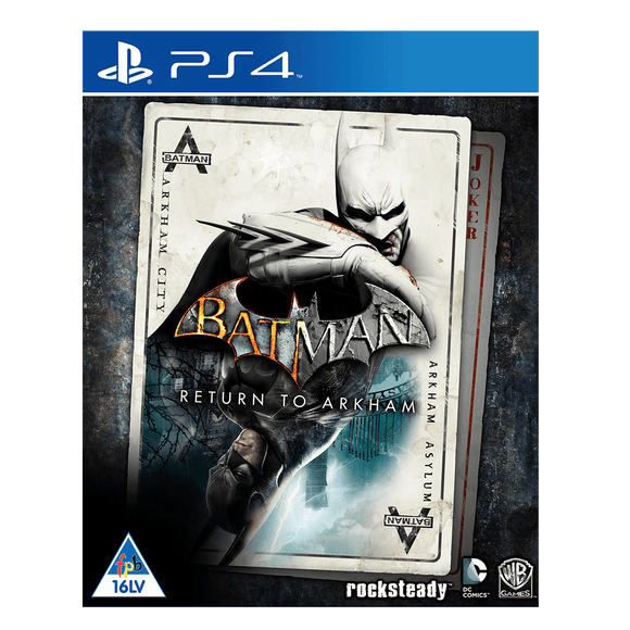 Batman Return to Arkham (PS4) - KOODOO