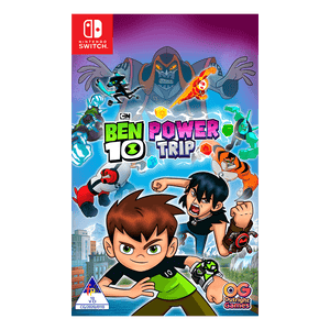 BEN 10 Power Trip (NS) - KOODOO