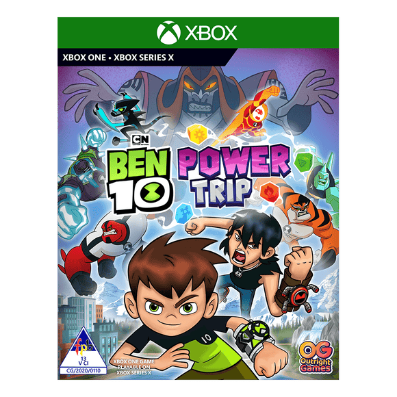 BEN 10 Power Trip (XB1) - KOODOO