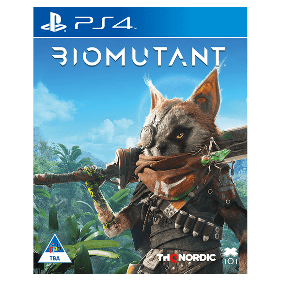 Biomutant (PS4) - KOODOO