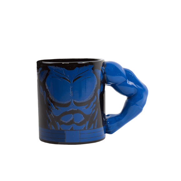 Black Panther Arm Mug - KOODOO