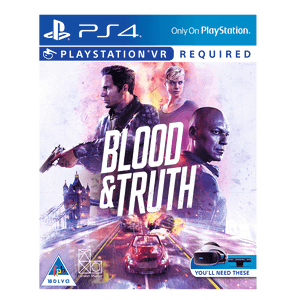 Blood And Truth (PSVR) - KOODOO