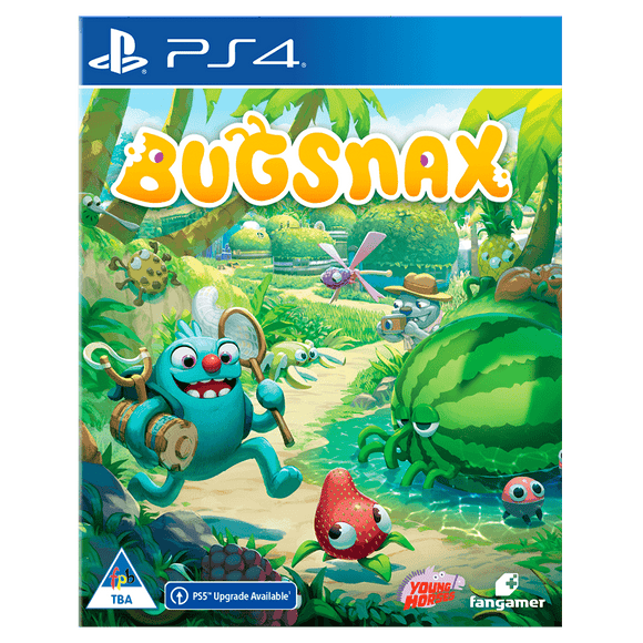 Bugsnax + Miniature Guidebook (PS4) - KOODOO