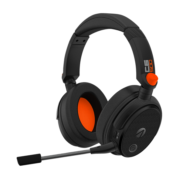 C6-500 Premium Wireless Gaming Headset - KOODOO