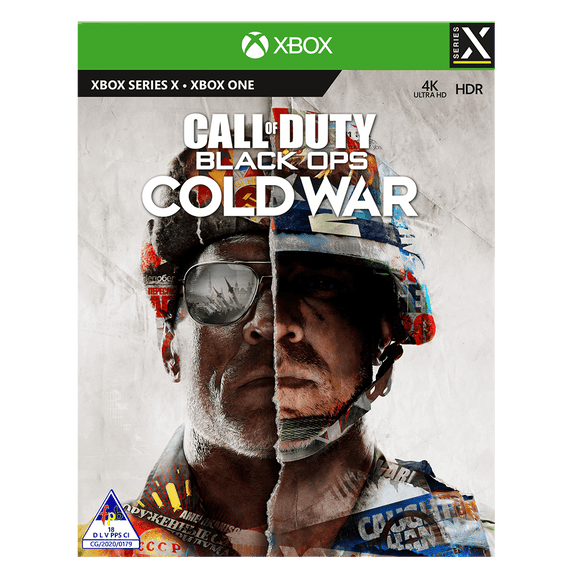 Call Of Duty: Black Ops Cold War (XBXS) - KOODOO