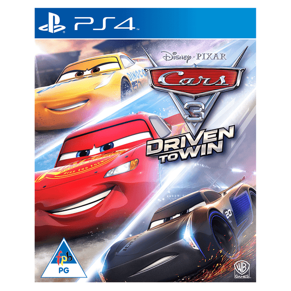 Cars 3: Driven To Win (PS4) - KOODOO