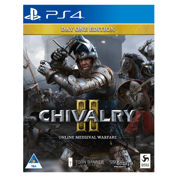 Chivalry II Day One Edition (PS4) - KOODOO