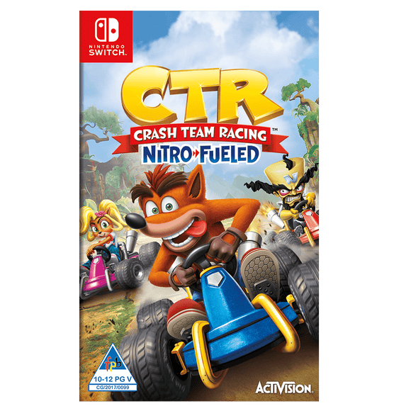 Crash Team Racing Nitro Fueled (NS) - KOODOO