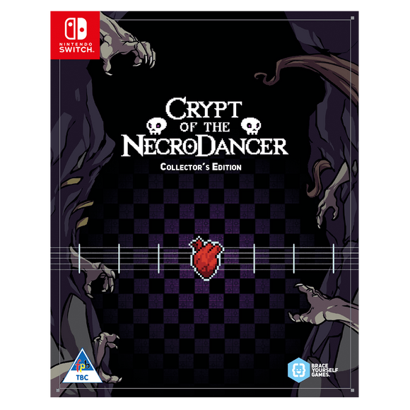 Crypt of the Necrodancer Collector´s Edition (NS) - KOODOO