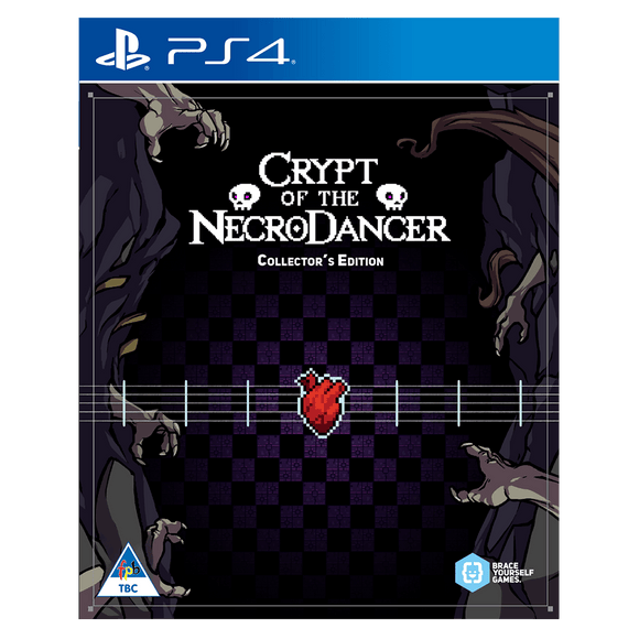 Crypt of the Necrodancer Collector´s Edition (PS4)