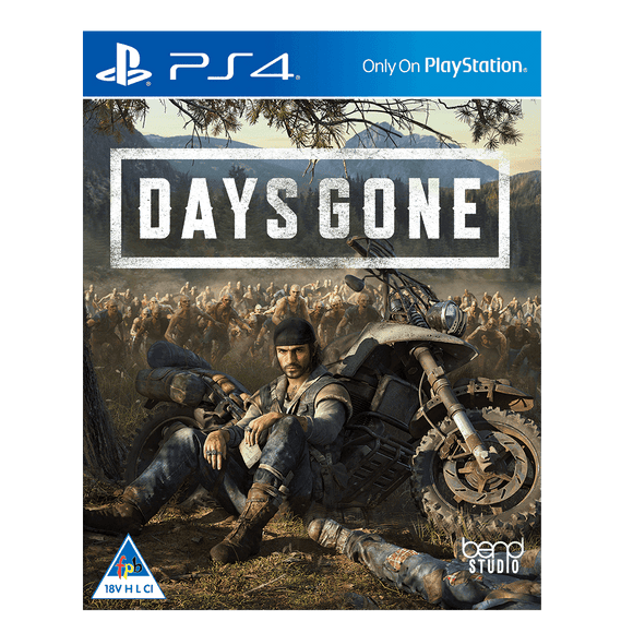 Days Gone (PS4) - KOODOO