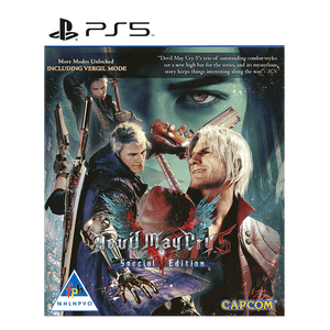Devil May Cry Special Edtion (PS5) - KOODOO