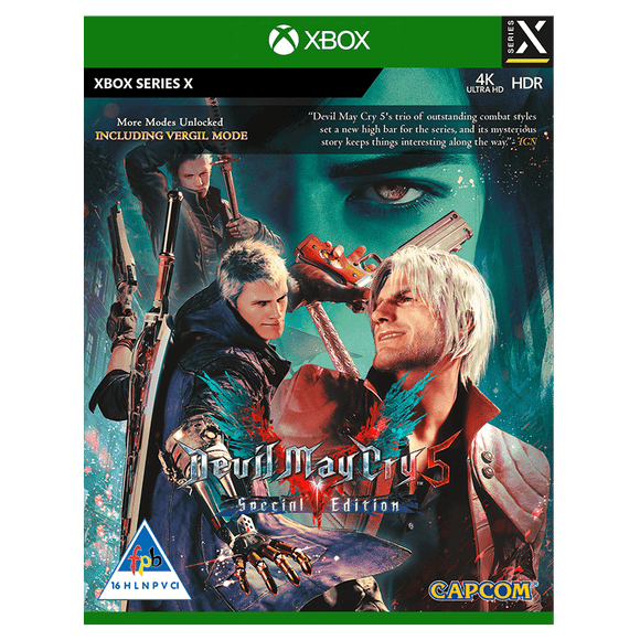 Devil May Cry Special Edtion (XBSX) - KOODOO