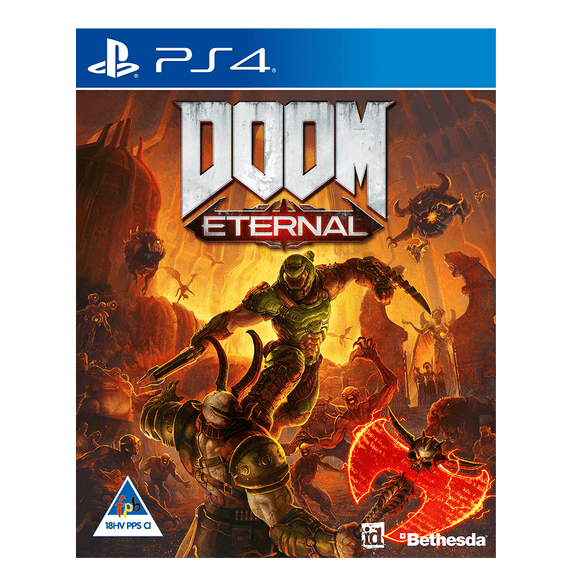 DOOM Eternal (PS4) - KOODOO
