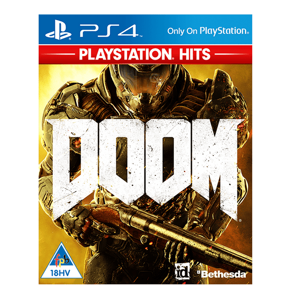 DOOM (PS4 Hits) - KOODOO