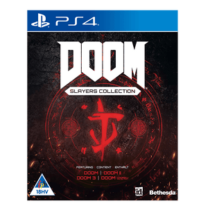 DOOM Slayers Collection (PS4) - Online Game - KOODOO