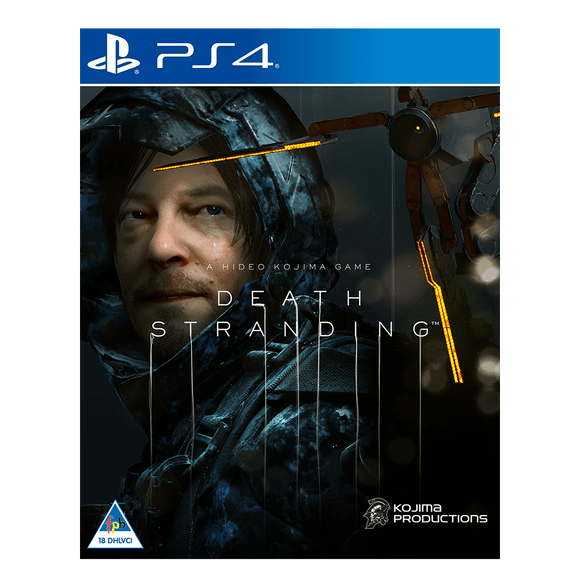 Death Stranding (PS4) - KOODOO